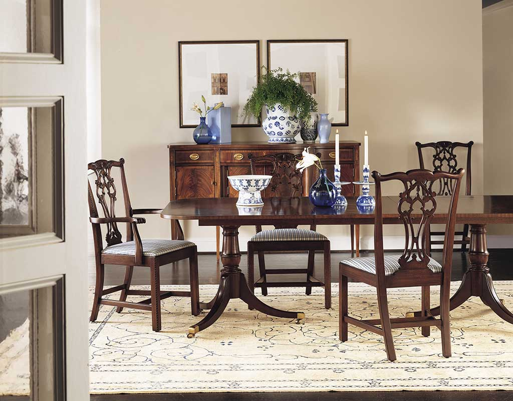 Traditional Dining Room Furniture Dining Room   Old Colony Furniture