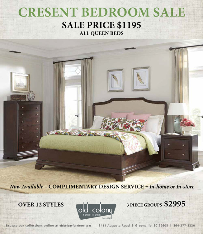 Cresent Bedroom Sale We Now Offer All Our Cresent Queen Beds At A Sale