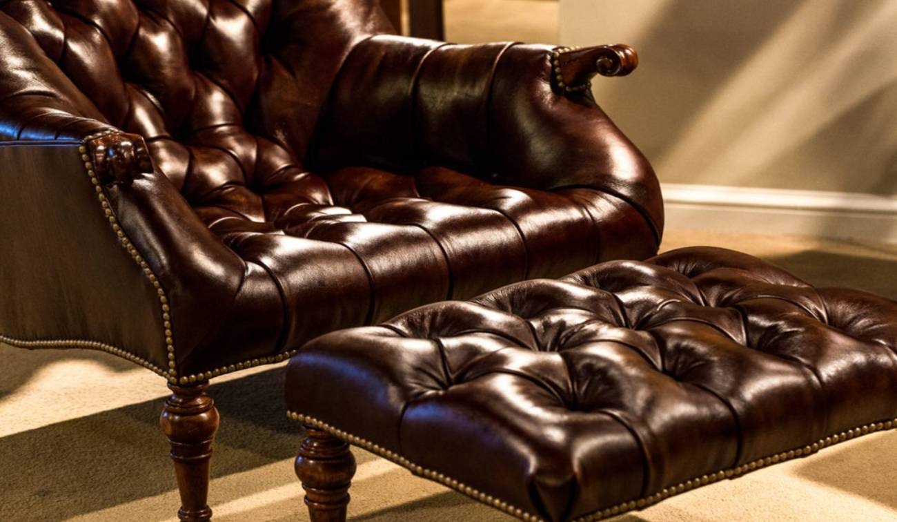 Stop by or contact us today for more information about custom leather and upholstered furniture
