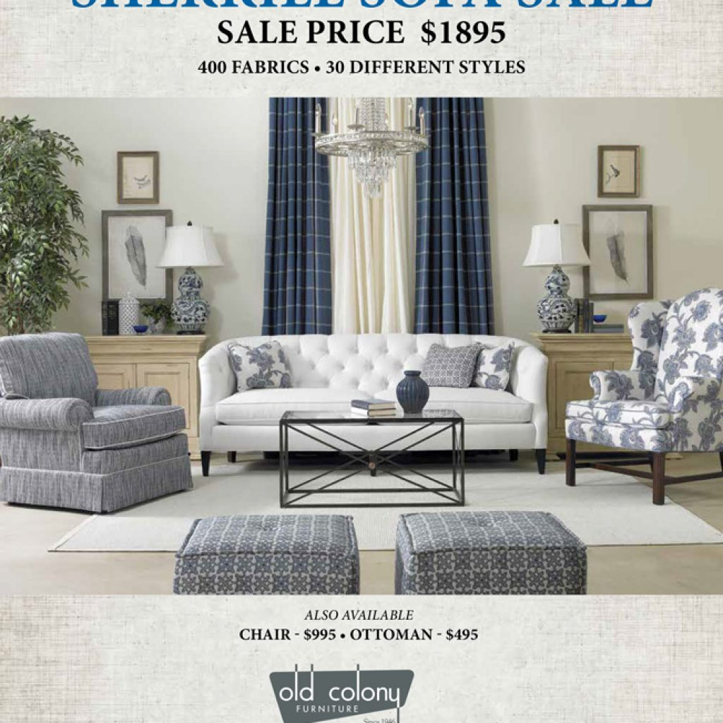 Amazing Sherrill Sofa Sale